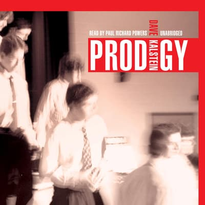 Prodigy by Dave Kalstein audiobook