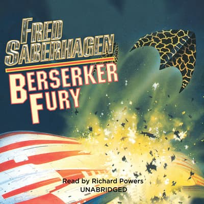 Berserker Fury by Fred Saberhagen audiobook