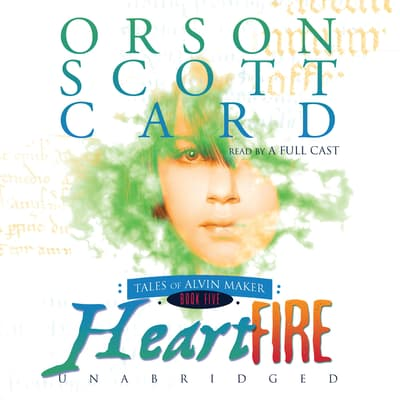 Heartfire by Orson Scott Card audiobook