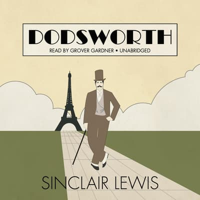 Dodsworth by Sinclair Lewis audiobook