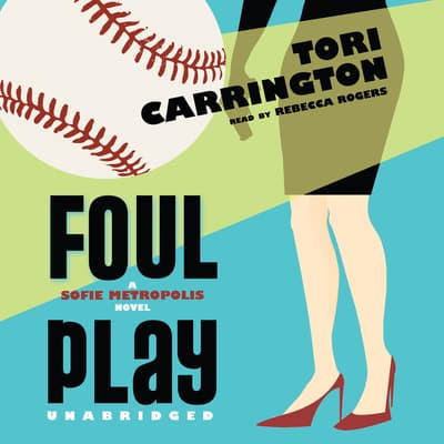 Foul Play by Tori Carrington audiobook