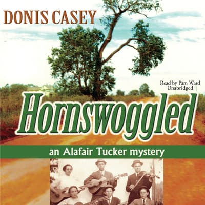 Hornswoggled by Donis Casey audiobook