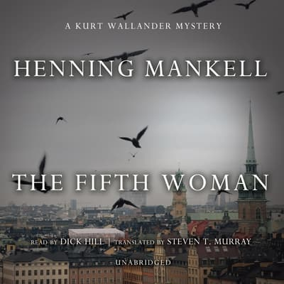 The Fifth Woman by Henning Mankell audiobook