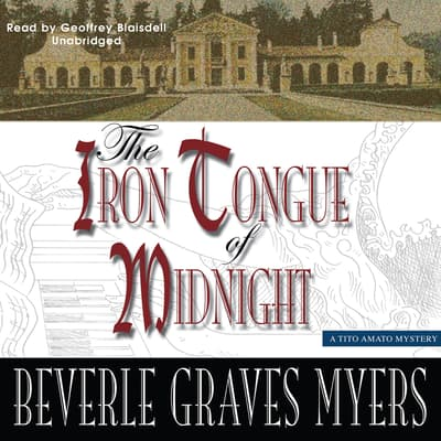 The Iron Tongue of Midnight by Beverle Graves Myers audiobook