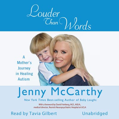 Louder Than Words by Jenny McCarthy audiobook