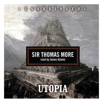 Utopia by Thomas More audiobook