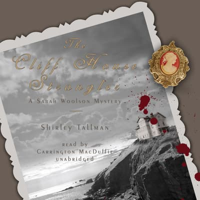 The Cliff House Strangler by Shirley Tallman audiobook