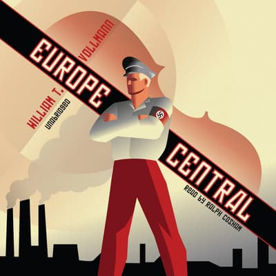 Europe Central by William T. Vollmann audiobook