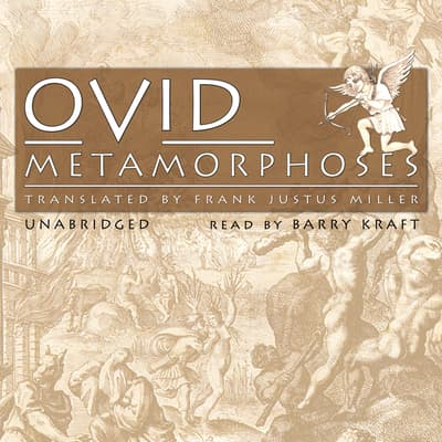 Metamorphoses by Ovid audiobook