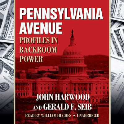 Pennsylvania Avenue by John Harwood audiobook