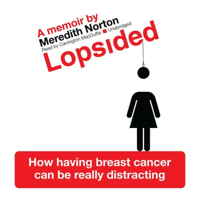Lopsided by Meredith Norton audiobook