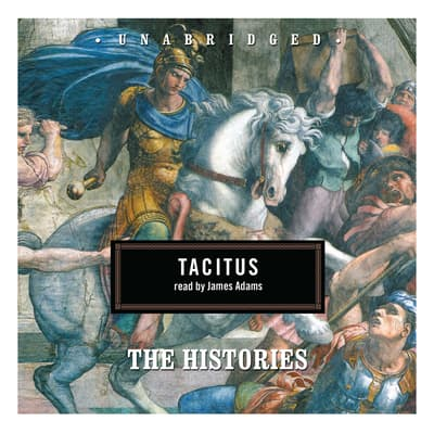 The Histories by Caius Cornelius Tacitus audiobook