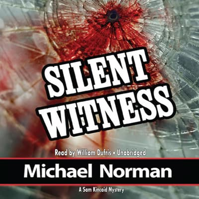 Silent Witness by Michael Norman audiobook