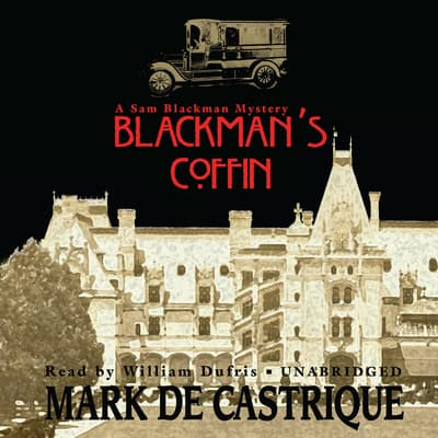 Blackman's Coffin by Mark de Castrique audiobook