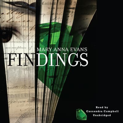 Findings by Mary Anna Evans audiobook