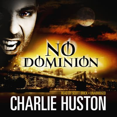 No Dominion by Charlie Huston audiobook