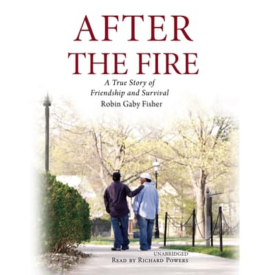 After the Fire by Robin Gaby Fisher audiobook