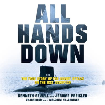 All Hands Down by Kenneth Sewell audiobook