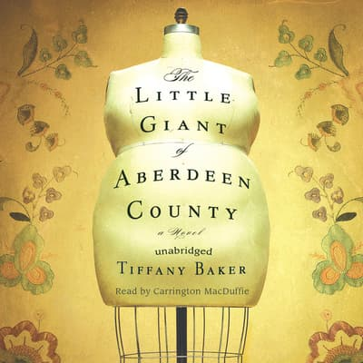 The Little Giant of Aberdeen County by Tiffany Baker audiobook