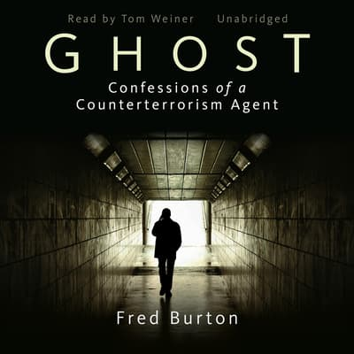 Ghost by Fred Burton audiobook