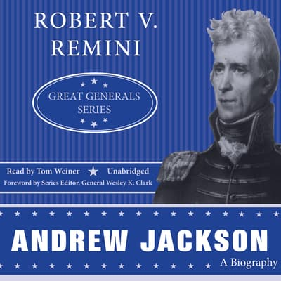 Andrew Jackson by Robert V. Remini audiobook