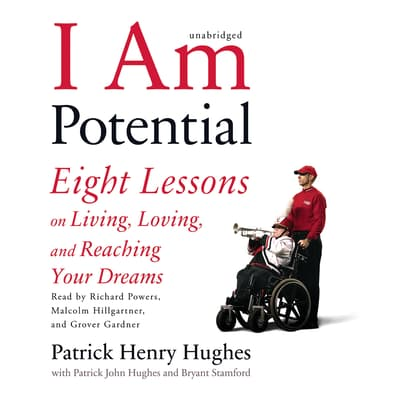 I Am Potential by Patrick Henry Hughes audiobook