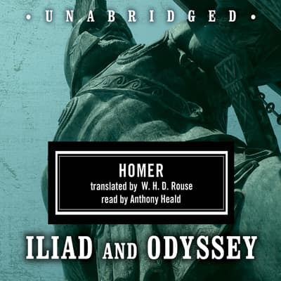 Homer Box Set: Iliad & Odyssey by Homer audiobook