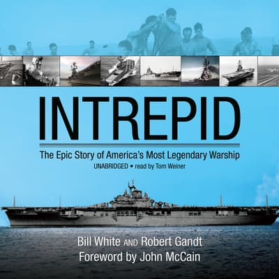 Intrepid by Bill White audiobook