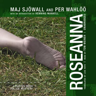 Roseanna by Maj Sjöwall audiobook