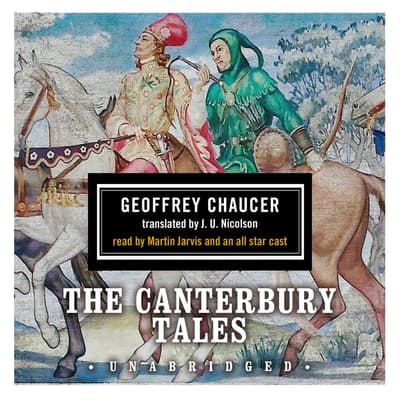 The Canterbury Tales by Geoffrey Chaucer audiobook