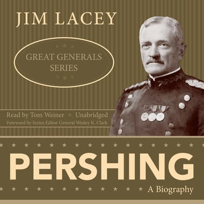 Pershing by Jim Lacey audiobook