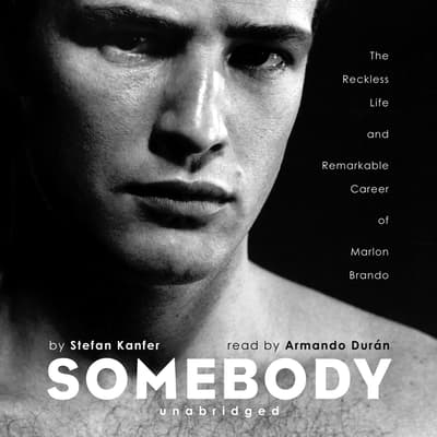 Somebody by Stefan Kanfer audiobook