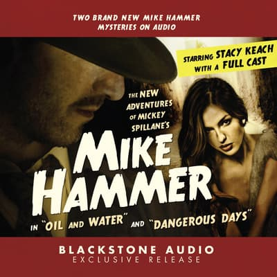 The New Adventures of Mickey Spillane's Mike Hammer, Vol. 1 by M. J. Elliott audiobook