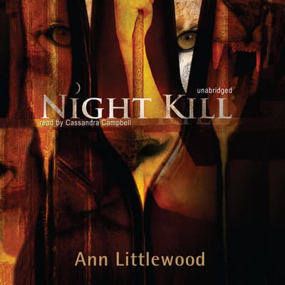 Night Kill by Ann Littlewood audiobook