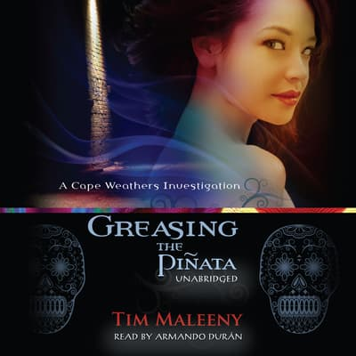 Greasing the Piñata by Tim Maleeny audiobook