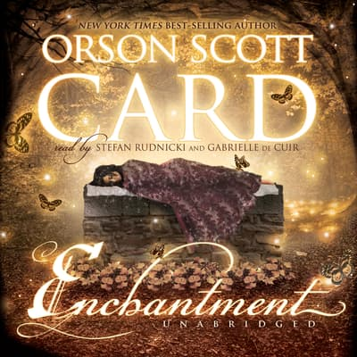 Enchantment by Orson Scott Card audiobook