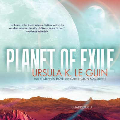 Planet of Exile by Ursula K. Le Guin audiobook