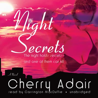 Night Secrets by Cherry Adair audiobook