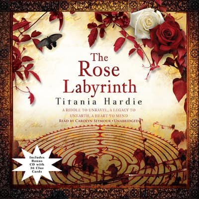 The Rose Labyrinth by Titania Hardie audiobook