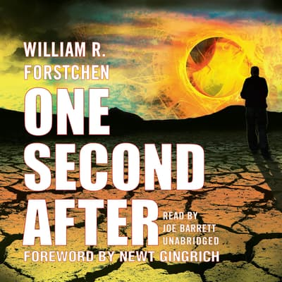 One Second After by William R. Forstchen audiobook