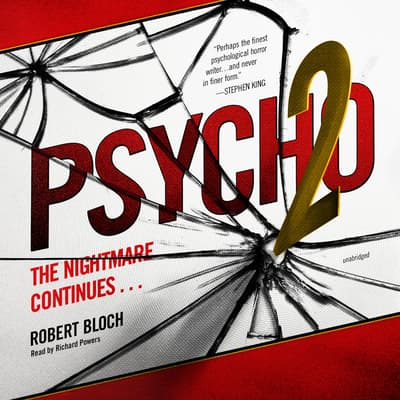 Psycho II by Robert Bloch audiobook