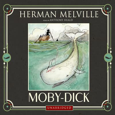 Moby-Dick by Herman Melville audiobook