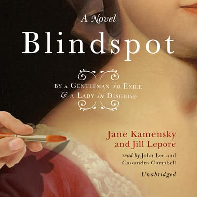 Blindspot by Jane Kamensky audiobook