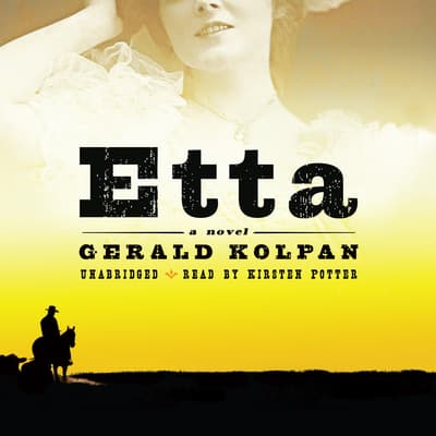 Etta by Gerald Kolpan audiobook