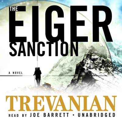 The Eiger Sanction by Trevanian audiobook