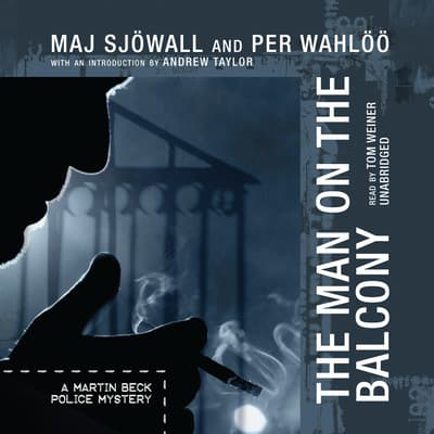 The Man on the Balcony by Maj Sjöwall audiobook