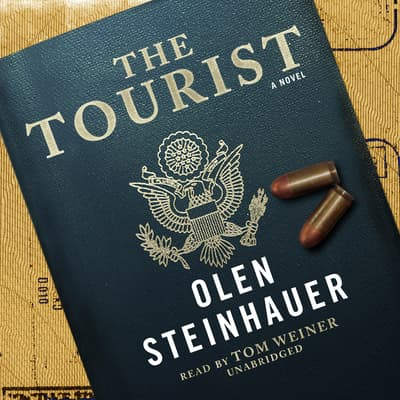 The Tourist by Olen Steinhauer audiobook