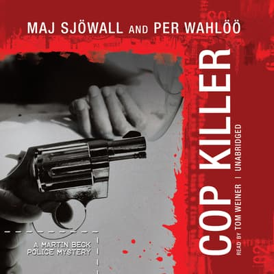 Cop Killer by Maj Sjöwall audiobook