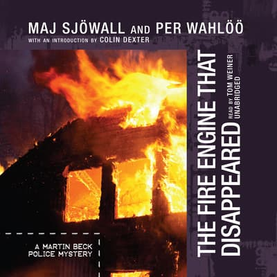 The Fire Engine That Disappeared by Maj Sjöwall audiobook