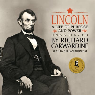 Lincoln by Richard Carwardine audiobook